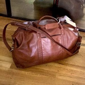 FAST SALE FIRM PRICE. COACH DUFFLE BAG. NO TRADES